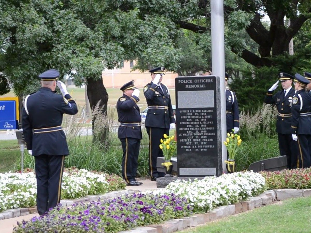 WFPD hosting police memorial ceremony on Monday