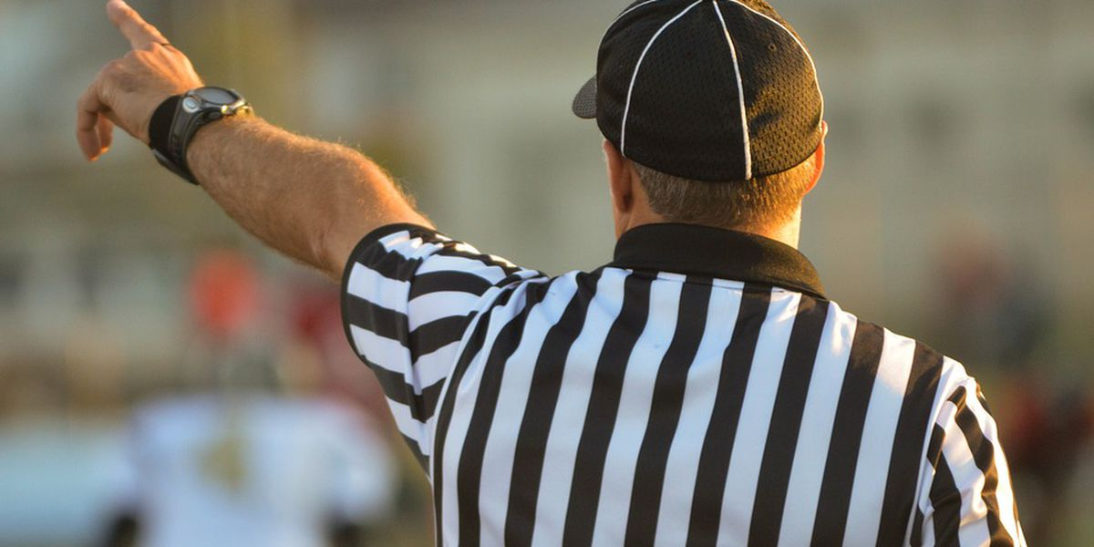 Football officials needed for upcoming season