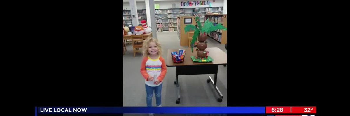 Pumpkin carvings in Archer City ISD