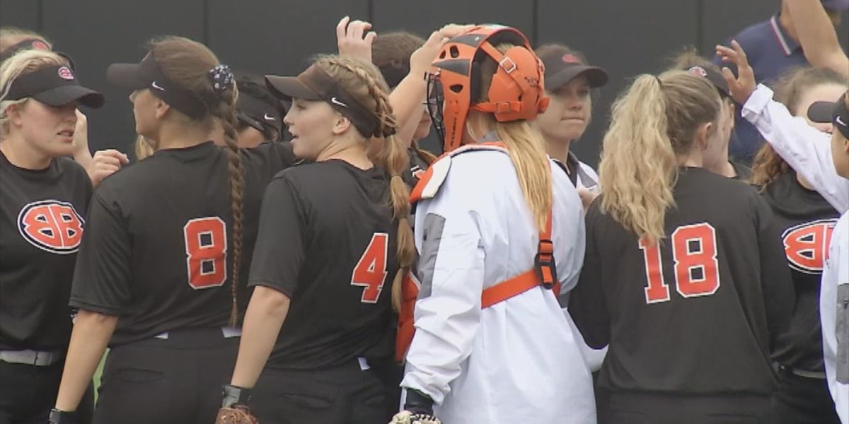 Senior Spotlight: Burkburnett softball