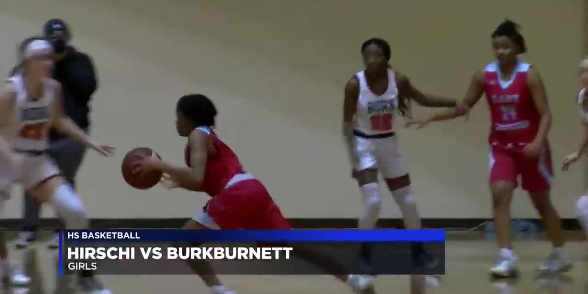 Burkburnett girls defeat Hirschi 49-45
