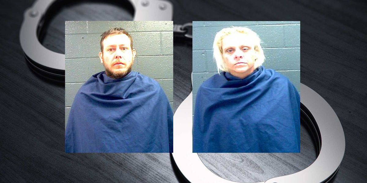 WFPD: Pair arrested after vehicle found full of stolen items