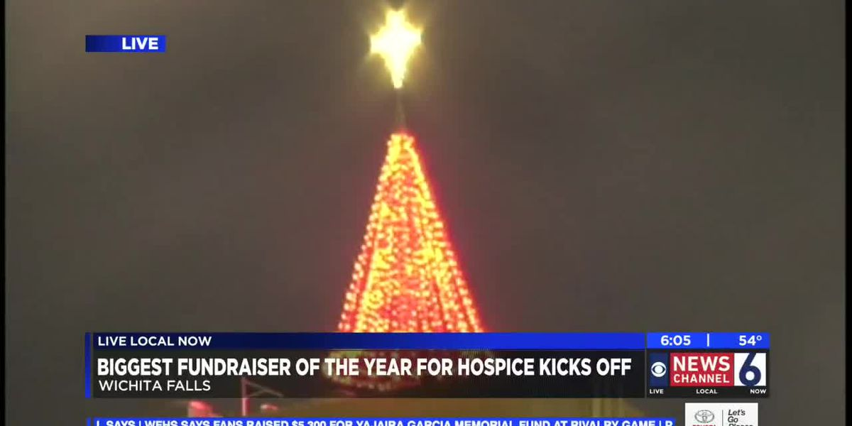 Hospice of Wichita Falls still $25K from goal