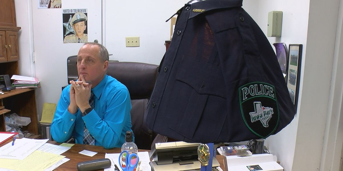 Iowa Park Chief of Police reflects on career