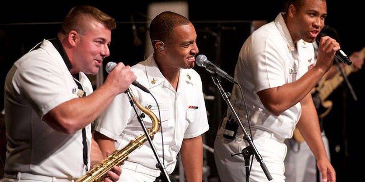 U.S. Navy Band to perform at Wichita Theater