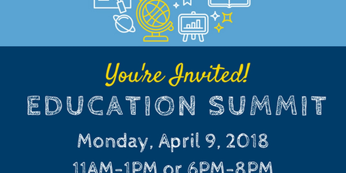 Community invited to share input at WFISD education summit