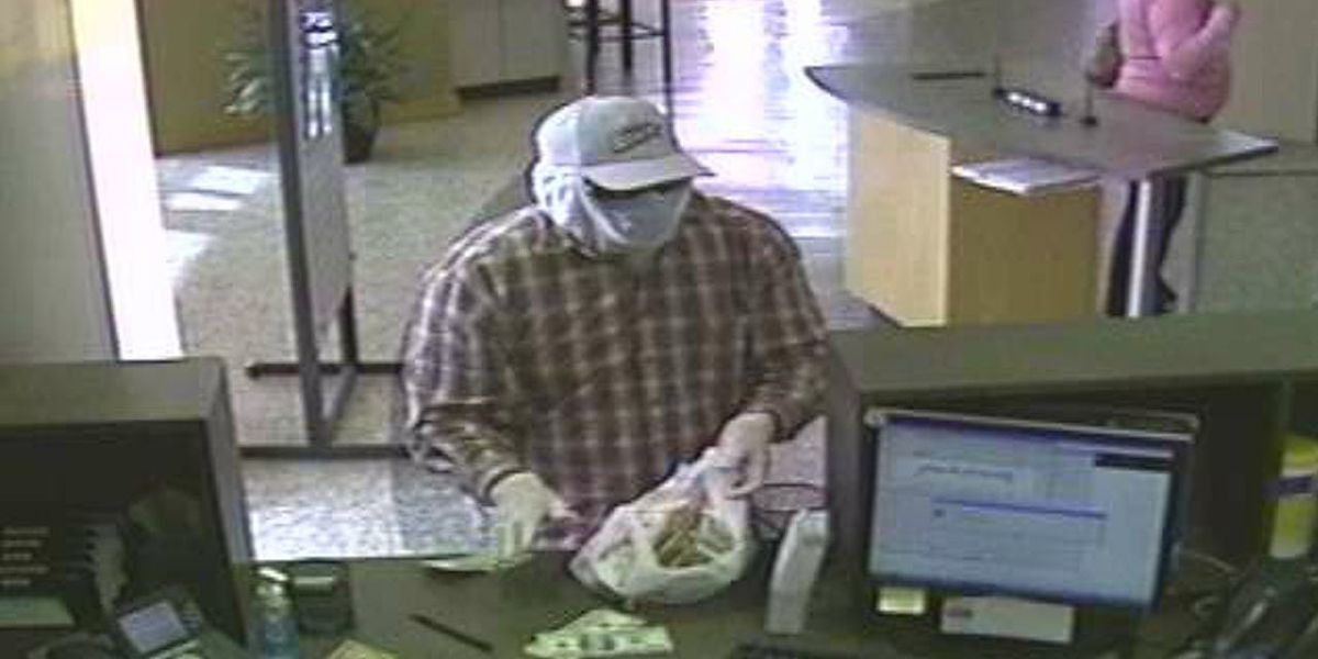 Texas repeat robber gets 15 years, held up 2 banks 3 times