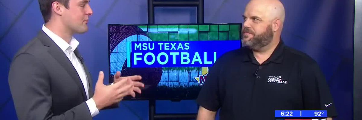 Talking football with DCTF's Cory Hogue