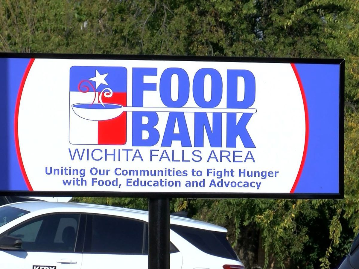 WF Area Food Bank looking for volunteer groups