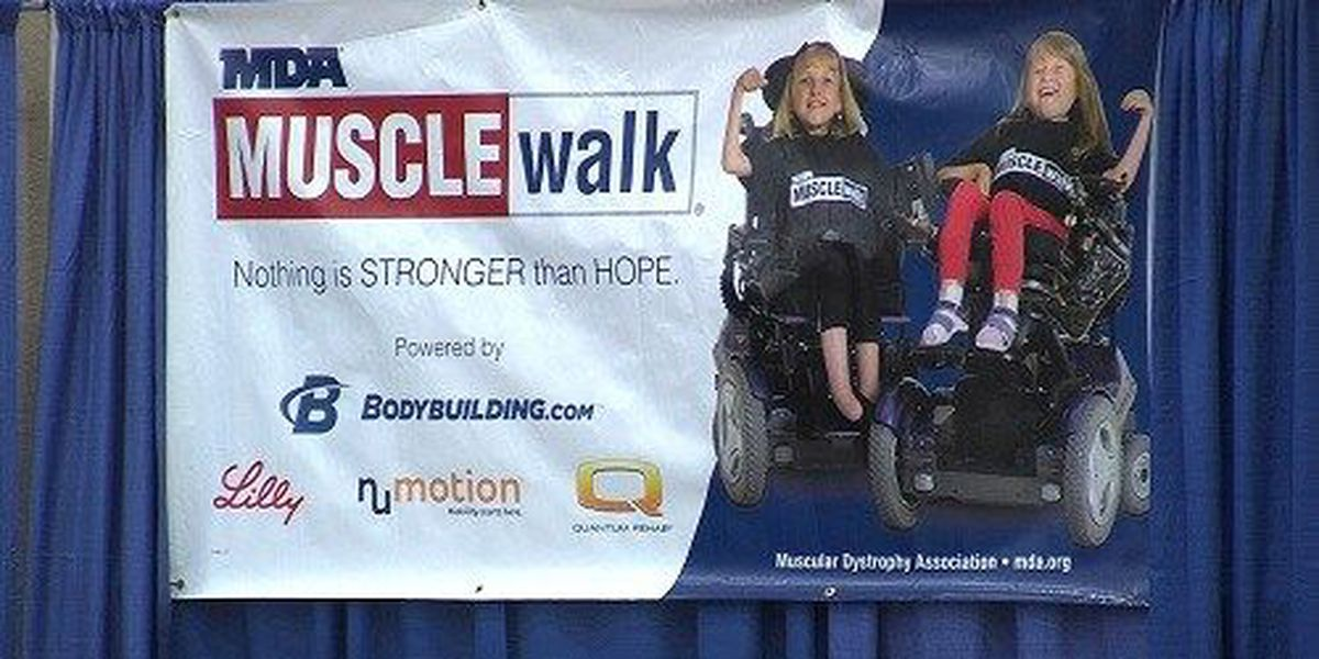 MDA Muscle Walk Brings Awareness To ALS And Other Diseases