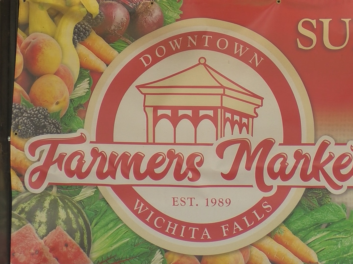 Farmers Market brings fresh food