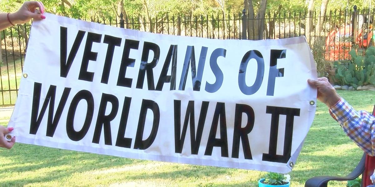 Wichita Falls WWII veteran to attend Veterans Day Parade