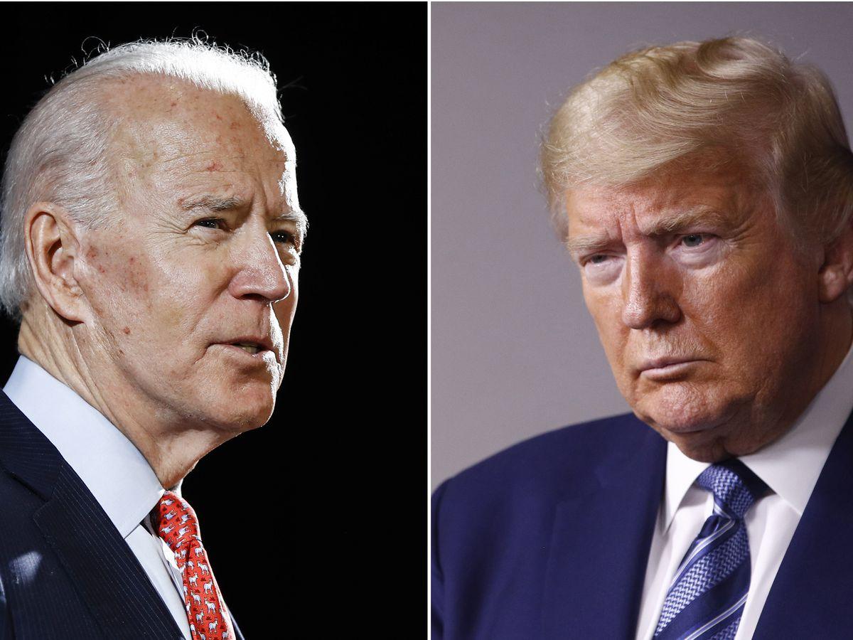 Trump, Biden to meet in Ohio for 1st presidential debate
