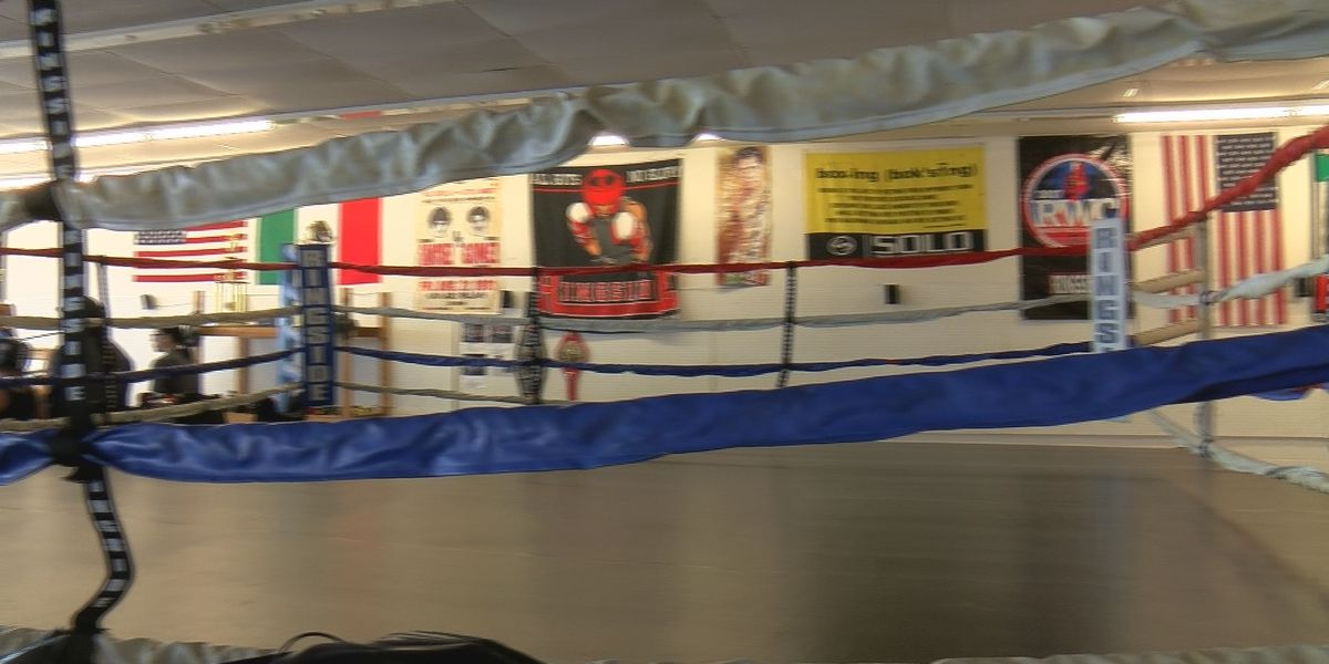Youth boxers prepare for tournament