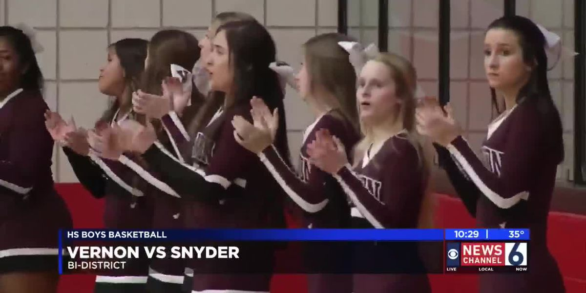 BOYS: Vernon vs Snyder highlights