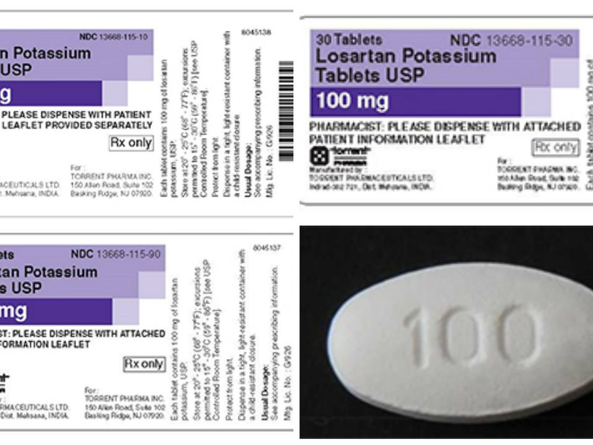 Blood pressure medication recalled due to 'unexpected impurity'
