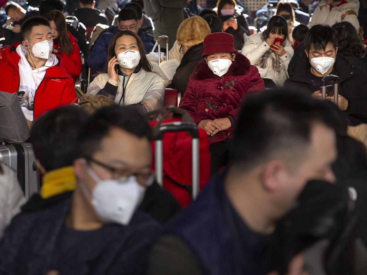 Outbreak from new virus rises to 440 in China, with 9 dead; US reports 1st case