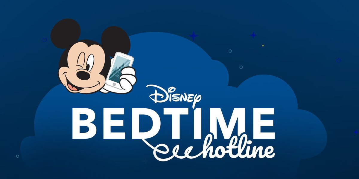 Kids can get goodnight phone calls from Mickey, Jasmine, Yoda and other Disney favorites