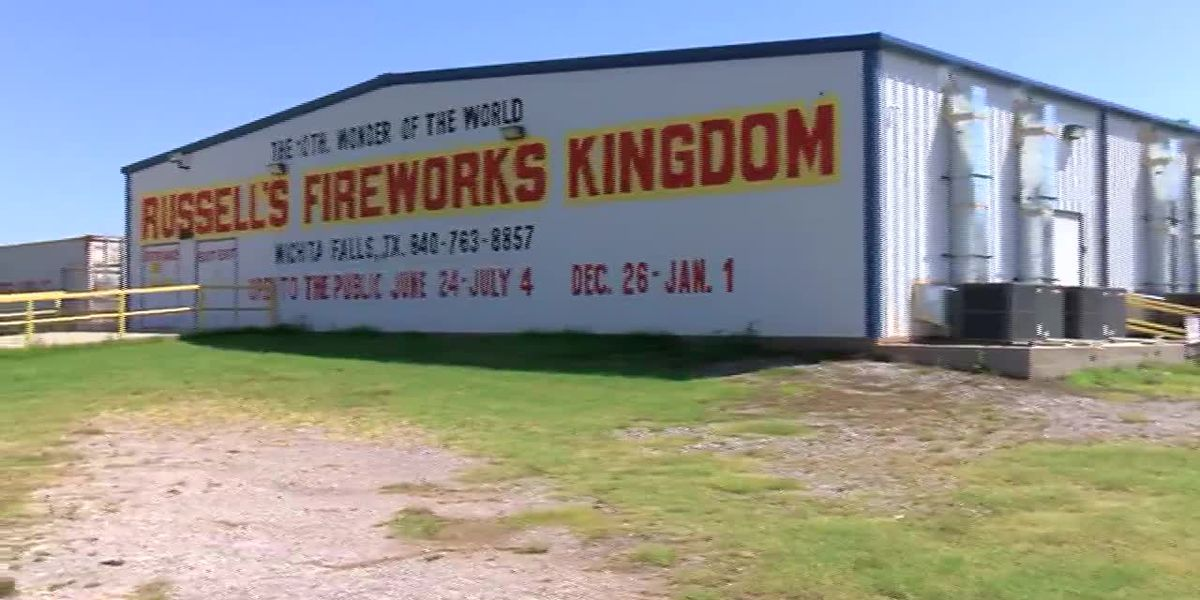 News Channel 6 City Guide: Russell's Fireworks Kingdom