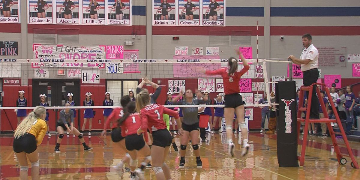 Playoff Volleyball highlights and results: Oct 30