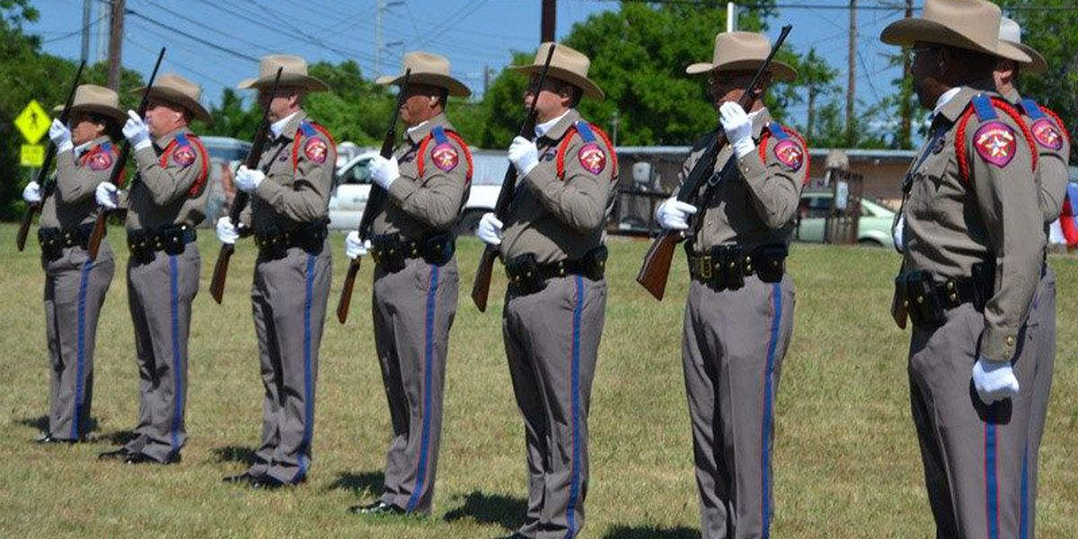 DPS Graduates 102 New Texas State Troopers