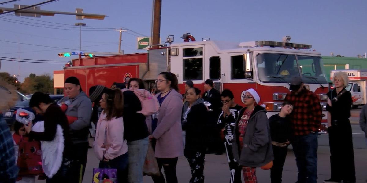 Kids celebrate Halloween across Wichita Falls