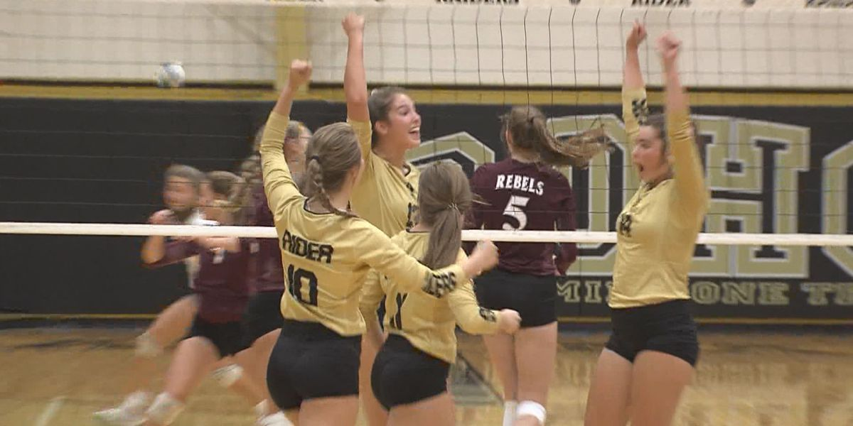 Rider Lady Raiders get big win, confidence for rest of season