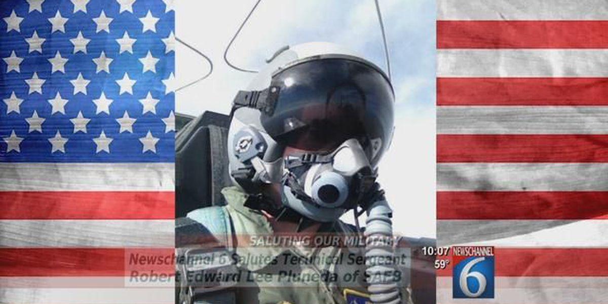 Newschannel 6 salutes member of USAF