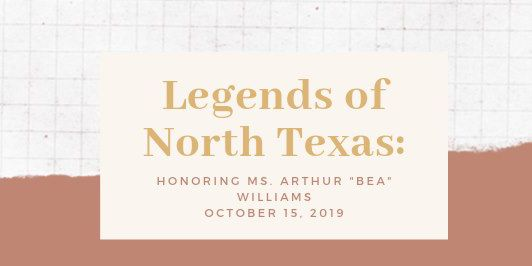 'Legends of North Texas' event happening tonight