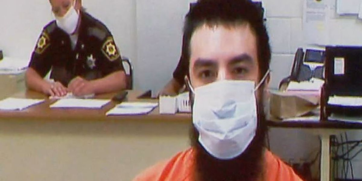 Sheriff: Man in hate crime killing said he targeted biker because he was white