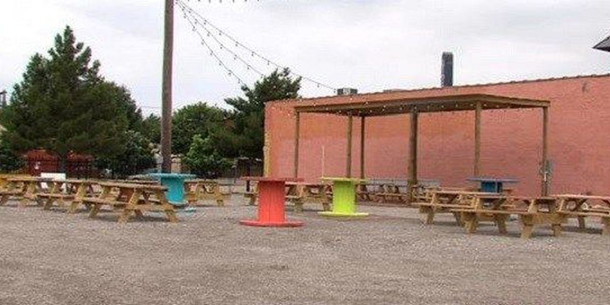 Food Park Set To Open In Downtown Wichita Falls
