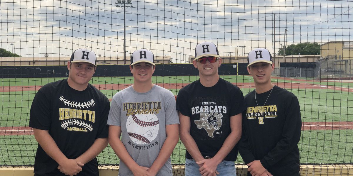 Senior Spotlight: Henrietta baseball