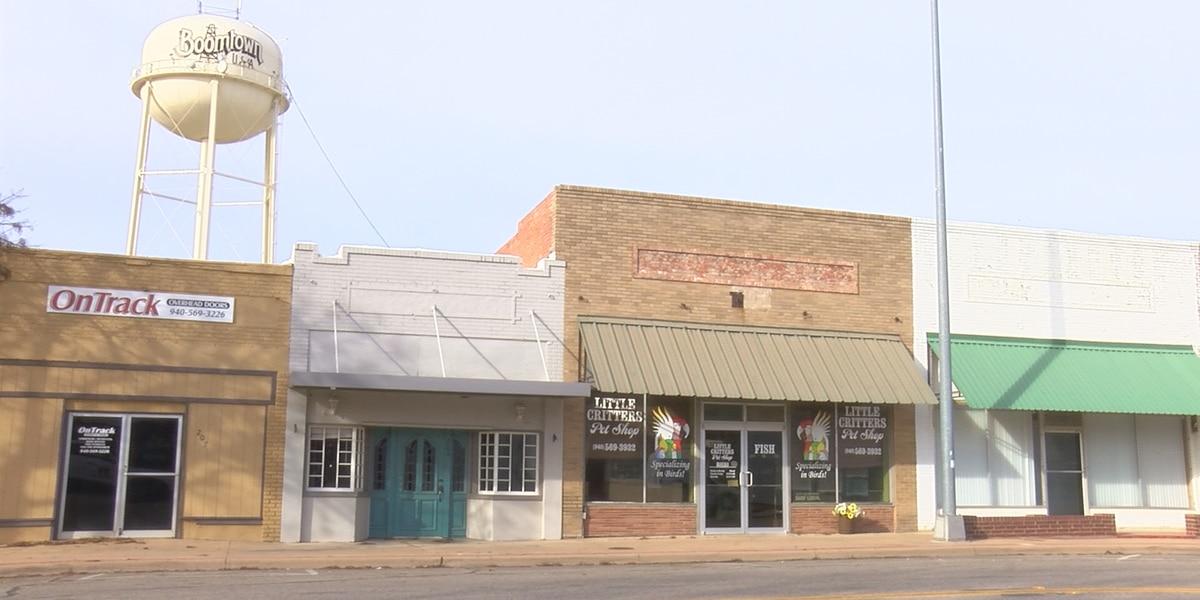 Burkburnett to revitalize downtown