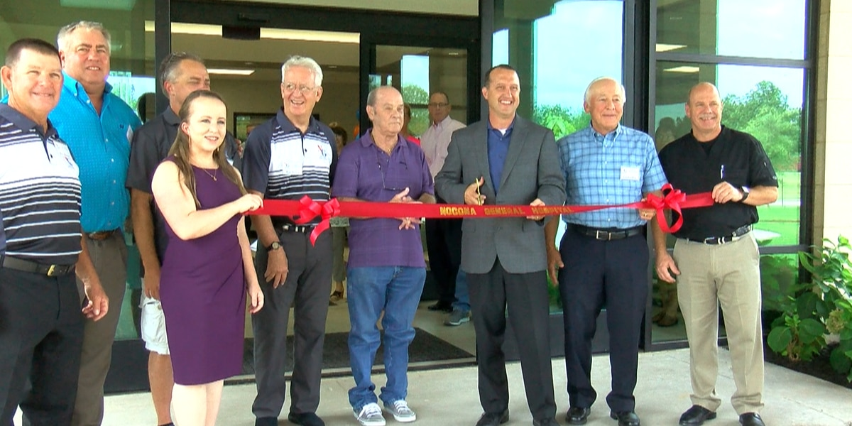 Nocona General Hospital unveils newly renovated facility