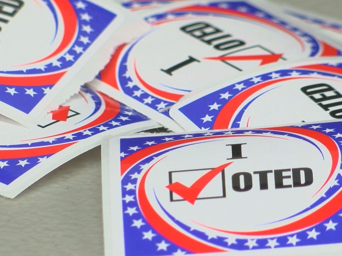 Ballot error found in Wichita Falls