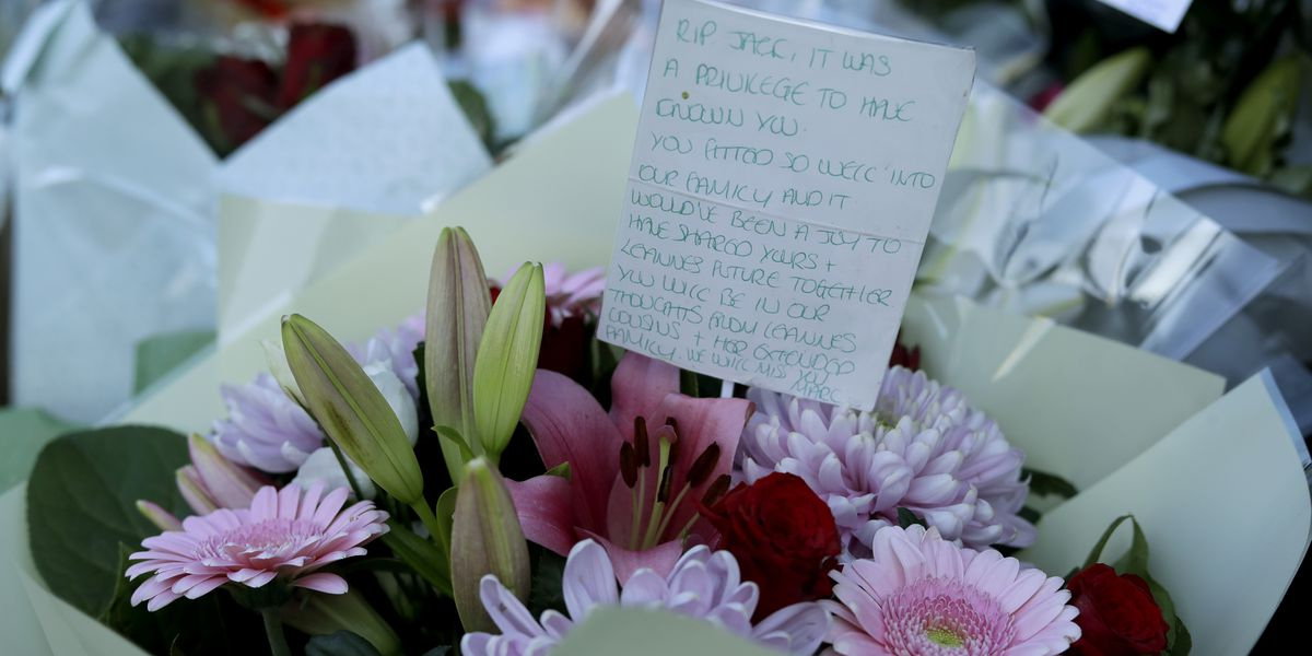 Vigil for London stabbing victims as politicians trade blame