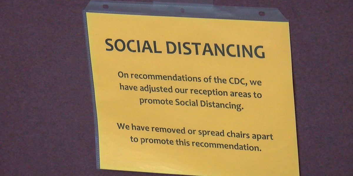 WF officials emphasize severity of COVID-19, social distancing