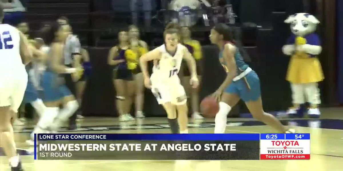 MSU basketball in LSC 1st round highlights