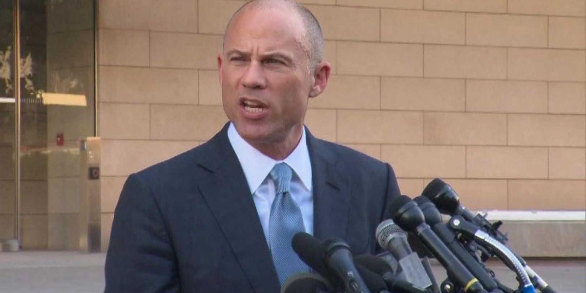 Michael Avenatti says he's representing a 3rd Kavanaugh accuser
