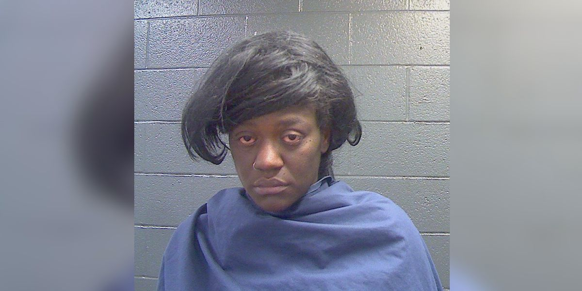 Woman bites jail employee after being arrested for trespassing