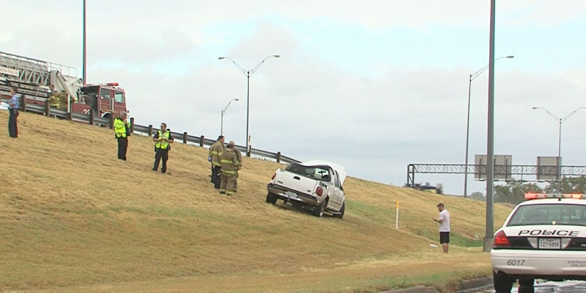 Police investigate rollover accident on Henry S Grace Freeway