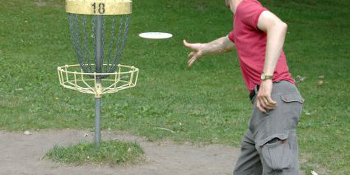 New Disc Golf Course In Iowa Park