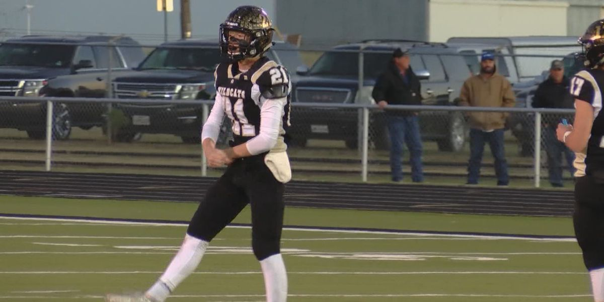 Archer City's Layne Briggs named Blitz on 6 Player of the Week