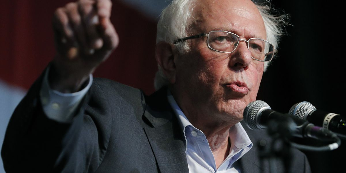 Presidential hopeful Bernie Sanders in Lawton this Sunday
