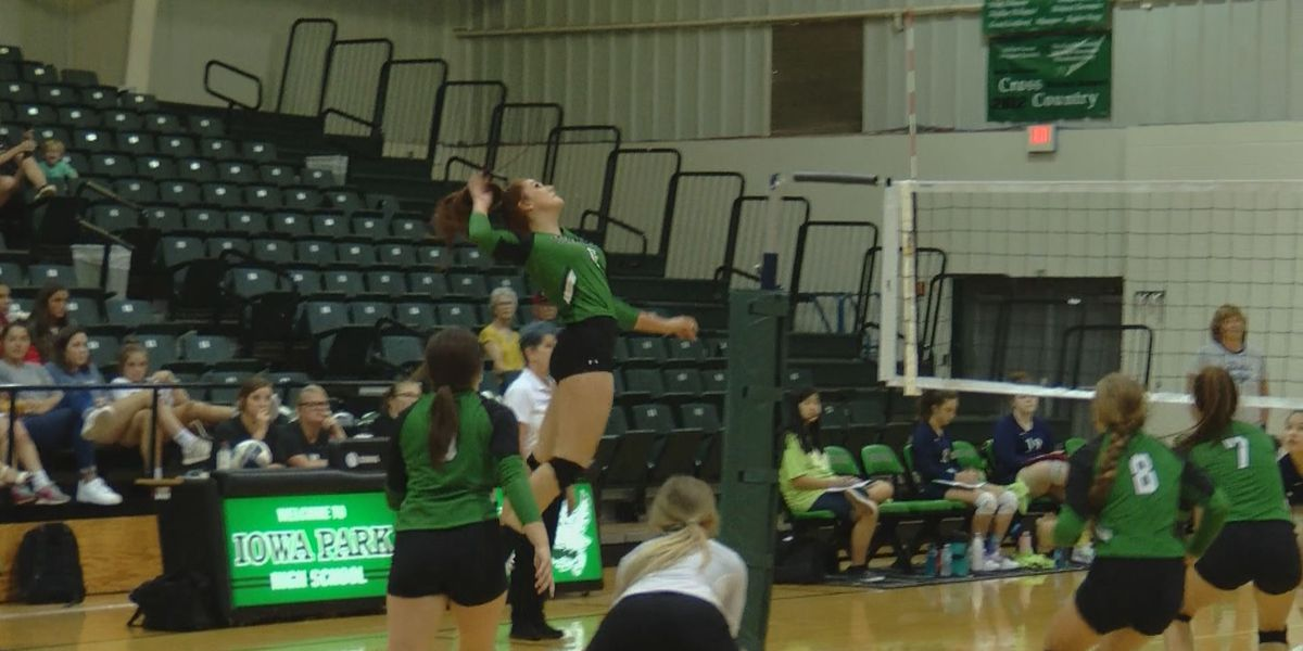 HS Volleyball Scoreboard: Sept. 3