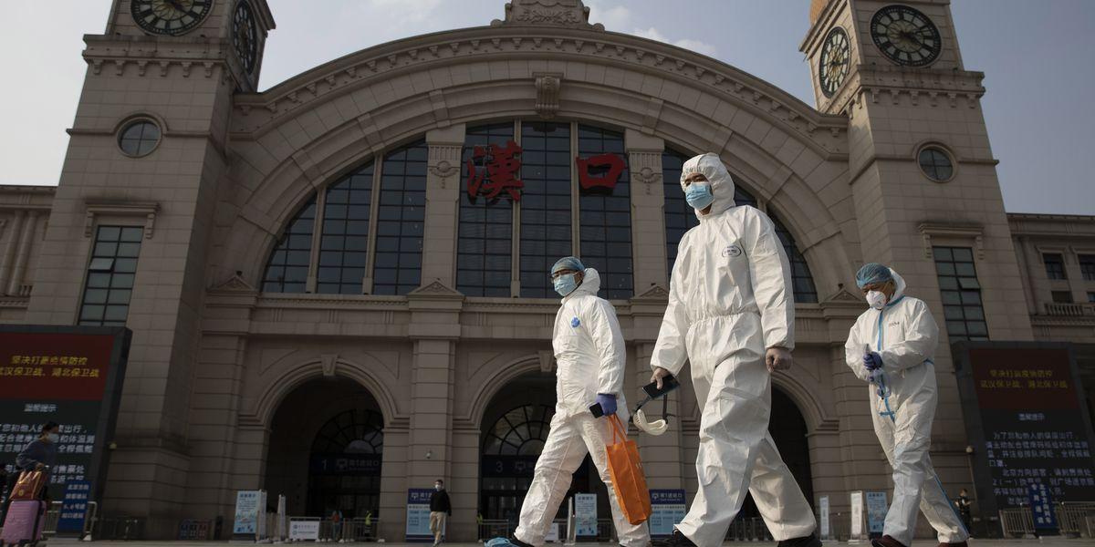 WHO team arrives in Wuhan to investigate coronavirus pandemic origins