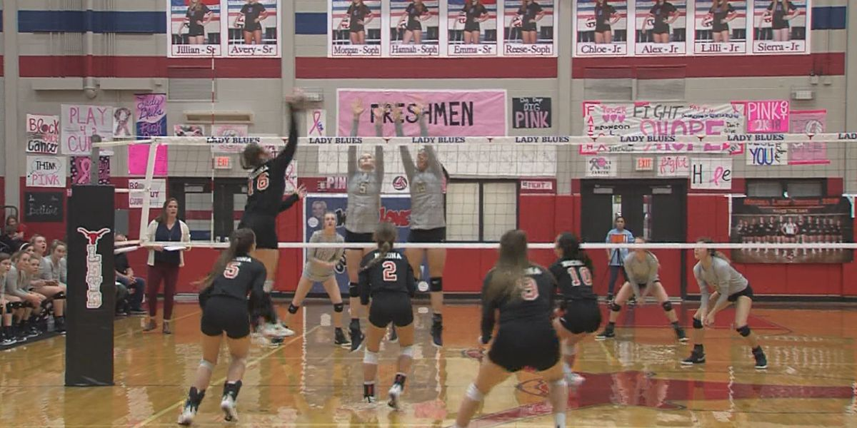 16 Texoma stars earn All-State volleyball recognition
