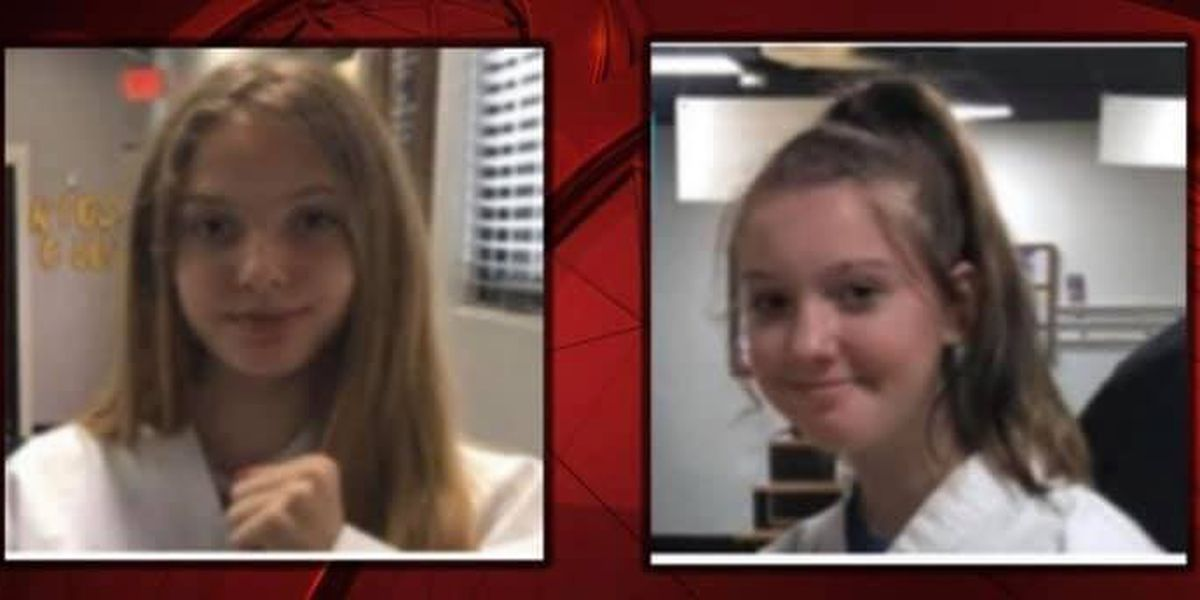 Abducted Texas sisters found safe in Waco