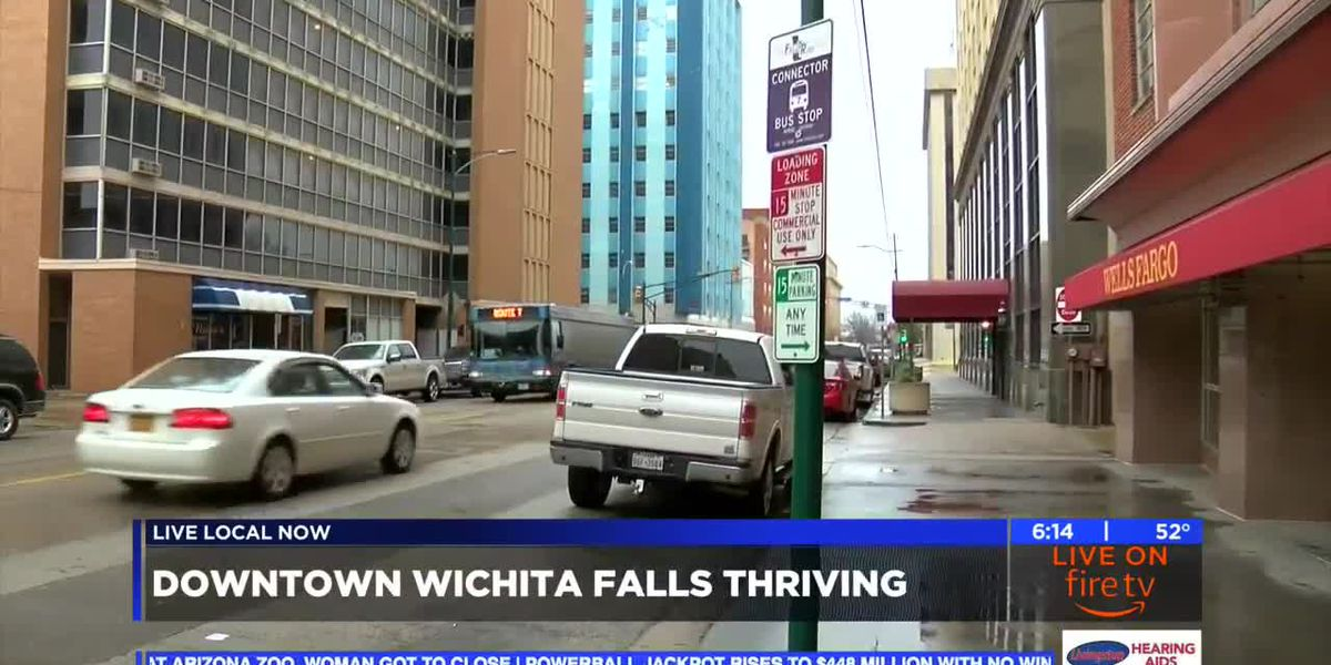 Hometown Pride Tour: Downtown Wichita Falls is thriving