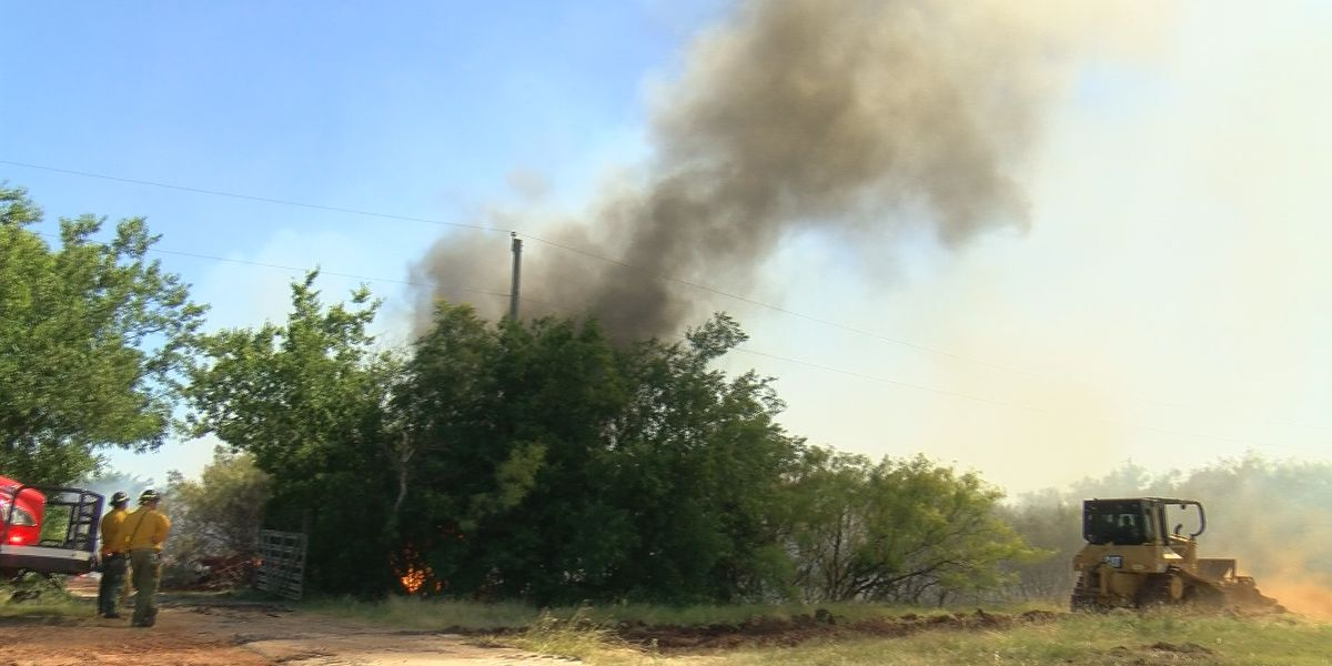 Wildfire season is here for Texoma